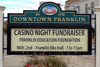 FEF Casino Night  - Nov 2