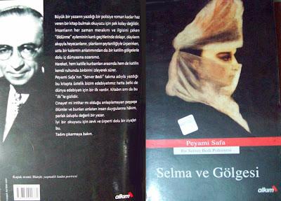 Peyami Safa Selma ve Gölgesi