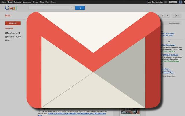 Gmail Versi iOS Mendapat Fitur Pembayaran dan Email Tunda