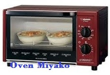 Oven Listrik Miyako