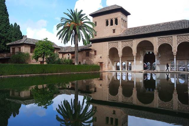 españa, spain, granada, la alhambra