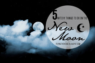 5 Witchy Things To Do On The New Moon