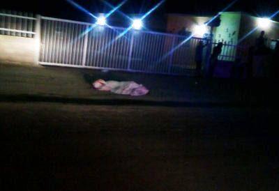Asesinan a tiros al cacique de Tinacoa en La Villa