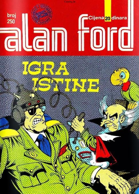 Igra istine - Alan Ford