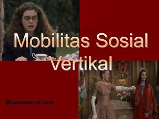 Mobilitas Sosial Vertikal