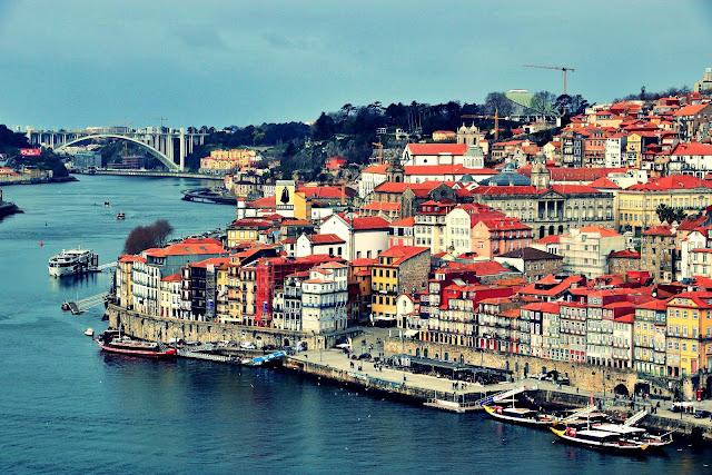 Najlepsze punkty widokowe w Porto