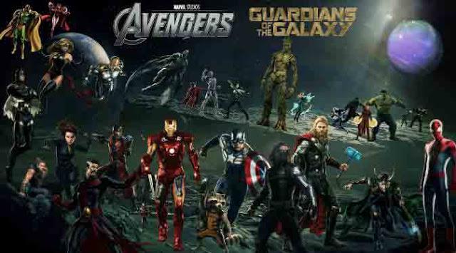 Sinopsis Film Avengers: Infinity War (2018) Beserta Daftar Pemain dan Trailer