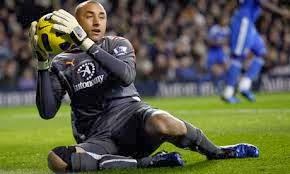 Leeds United talking to Spurs keeper