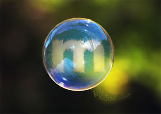 logo palla magica delle preview della Musicland