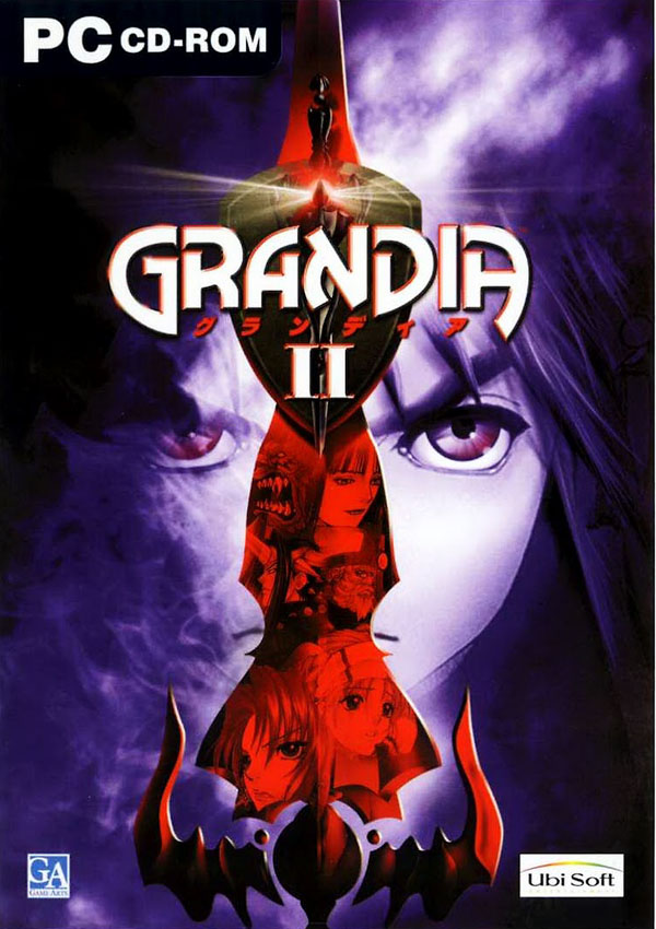 Grandia II Anniversary Edition Download Cover Free Game