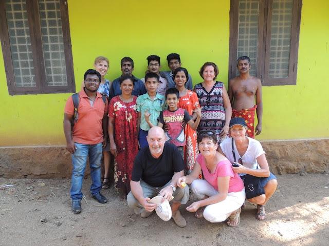 voyage entres amis inde
