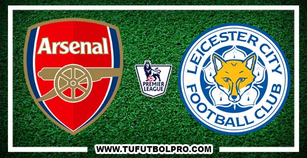 Ver Arsenal vs Leicester City  EN VIVO Por Internet Hoy 11 de Agosto 2017