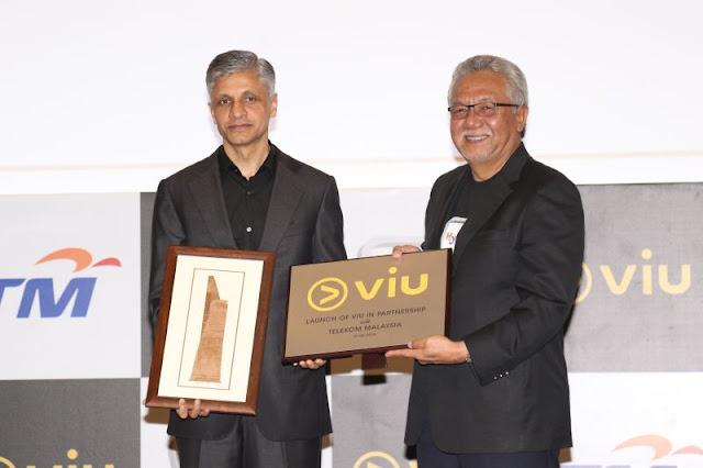 TM Malaysia Partnership with Viu Malaysia