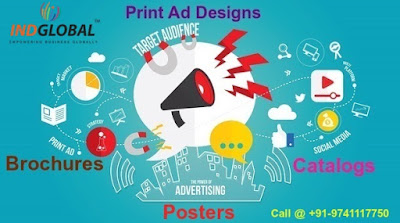 Best Print ad design in Bangalore