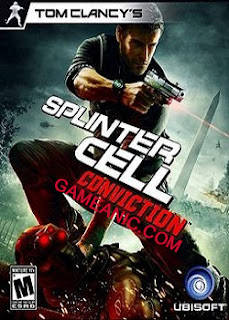 Tom Clancy's Splinter Cell Conviction cover