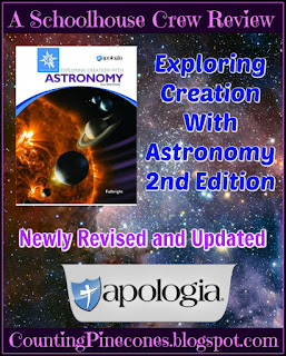 #hsreviews #apologia #astronomy #homeschoolscience