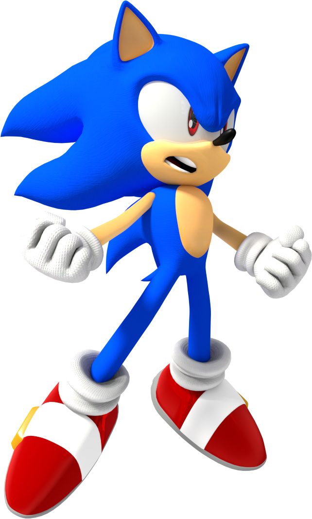 This is an image of Adorable Sonic the Hedgehog Images