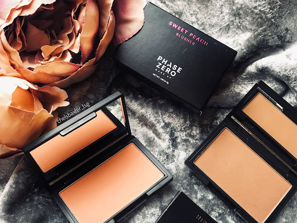 Phase Zero x Love Me Beauty Blusher & Bronzer Review