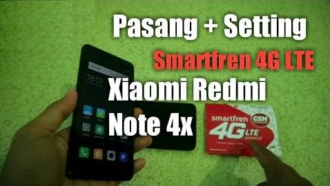 Cara Setting APN Kartu Smarfren pada HP Android 4G GSM