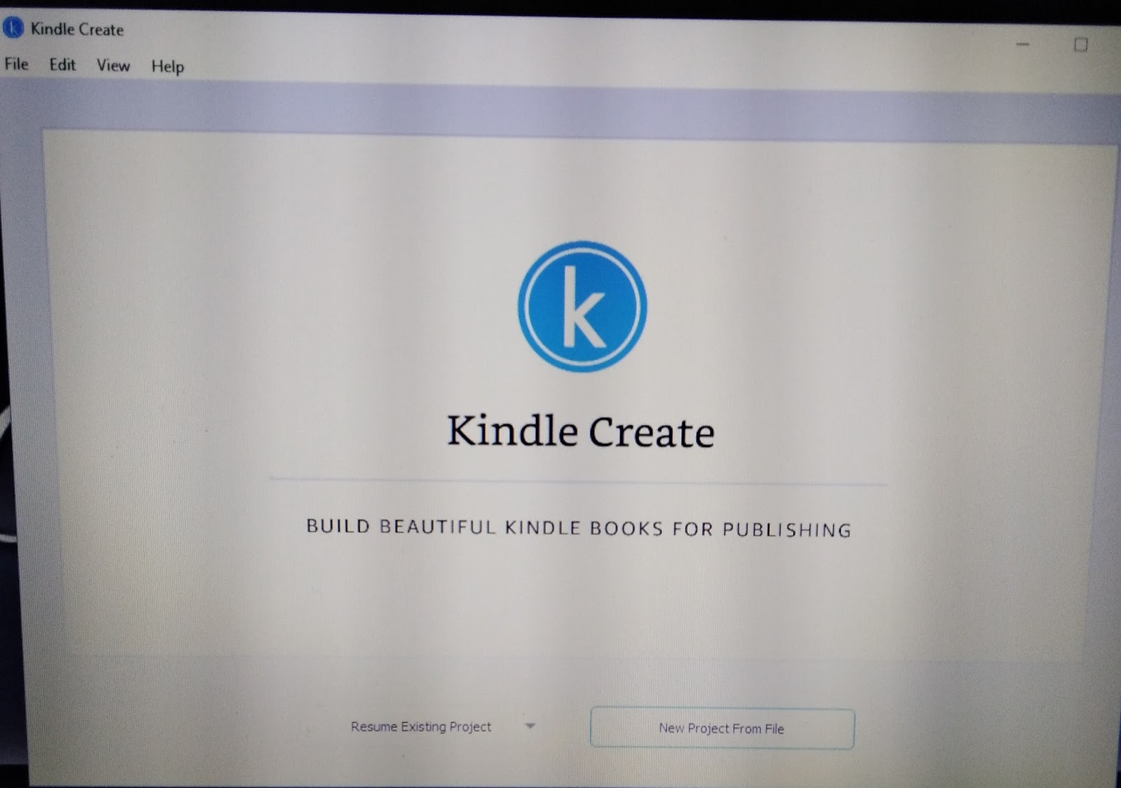 Author Katie Mettner: Kindle Create ~ The Good, The Bad, and
