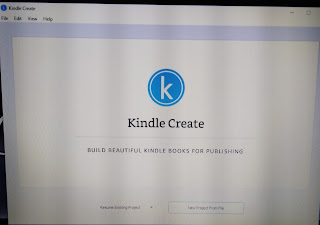 Kindle Create ~ The Good, The Bad, and The Ugly