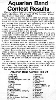 From The Aquarian rock newspaper February 14, 1979