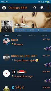 BBM Mod Clash Of Clans