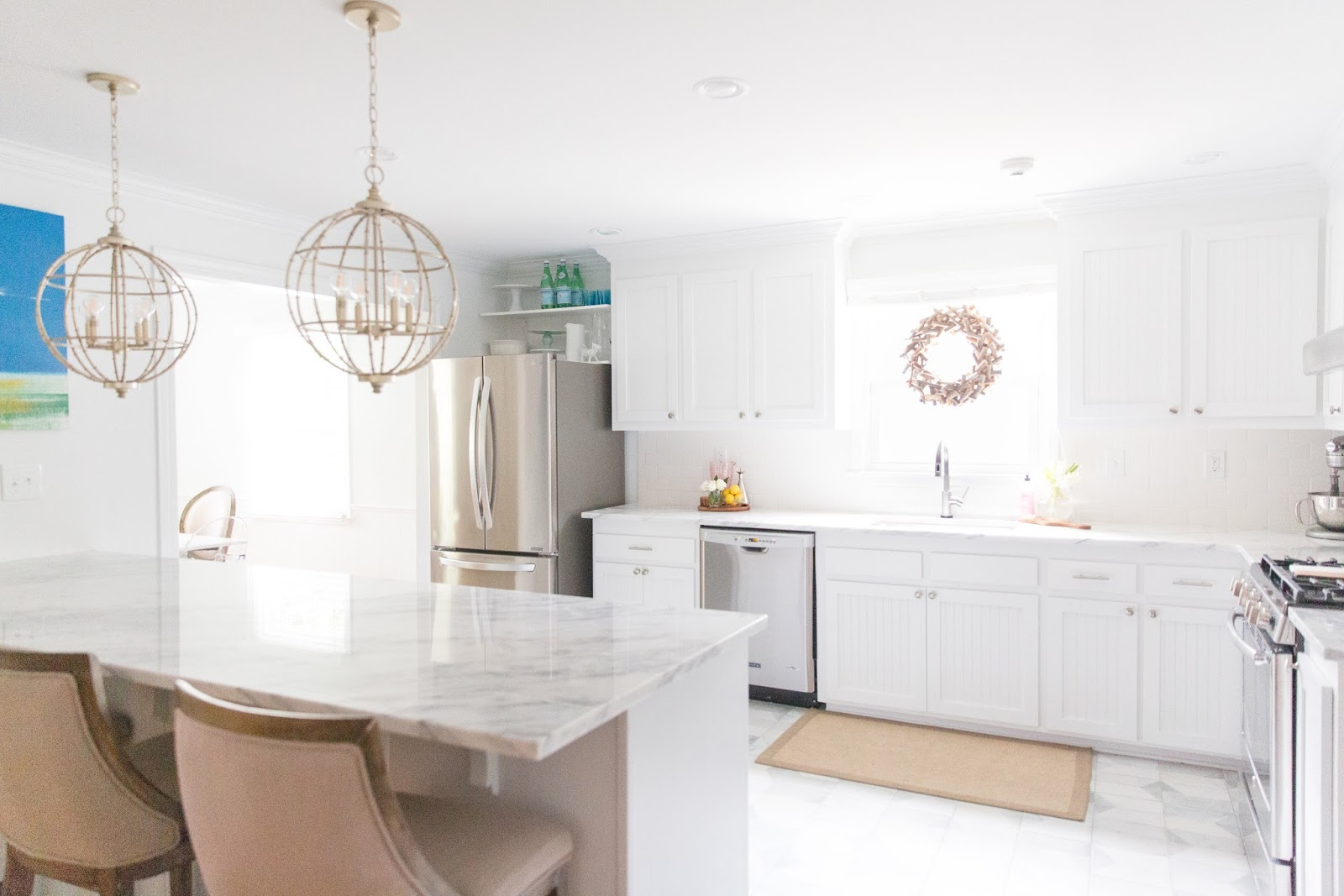 Renovation Before and After: The Kitchen | Olive and Tate