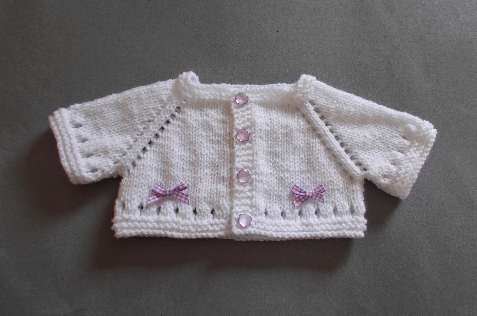 Free Baby Matinee Jacket Knitting Patterns The Blouse