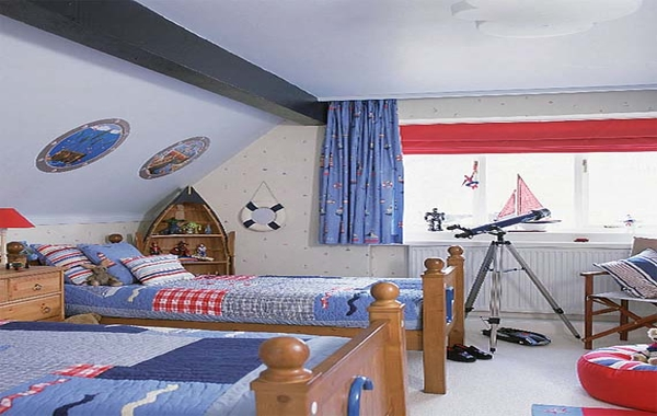 Boys bedroom decorating ideas bahay ofw for Interior design of bedroom for boys