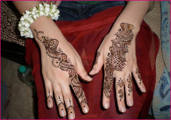 Mehndi Designs For Hands : Simple Indian Mehndi Designs ...