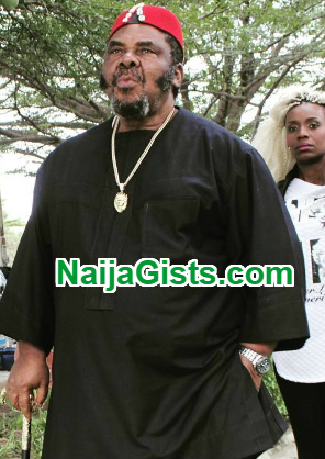 pete edochie new interview