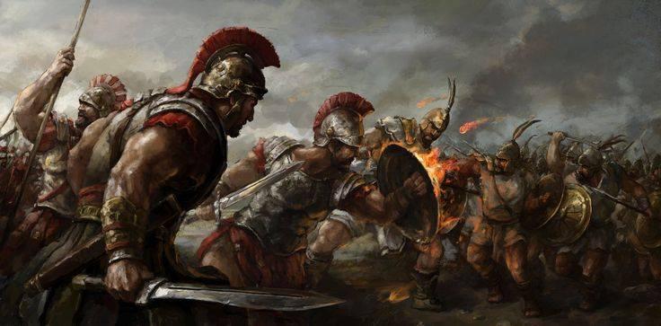 Legiones Romanas