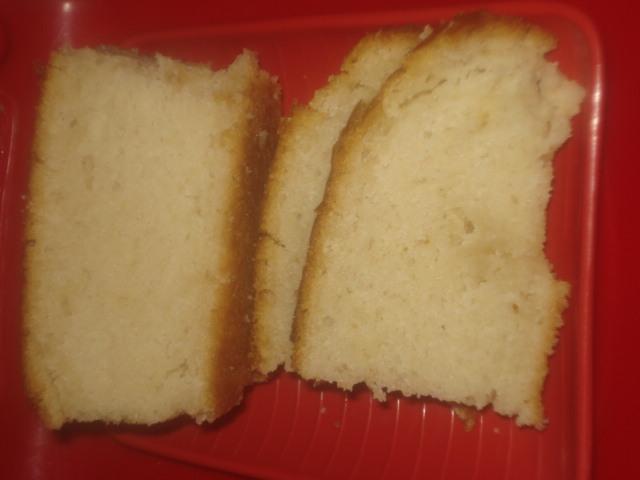 Basic two egg cake recipe