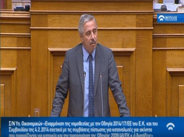 Γ. Μανιάτης: Η κυβέρνηση ΣΥΡΙΖΑΝΕΛ είναι το μείζον πρόβλημα της χώρας