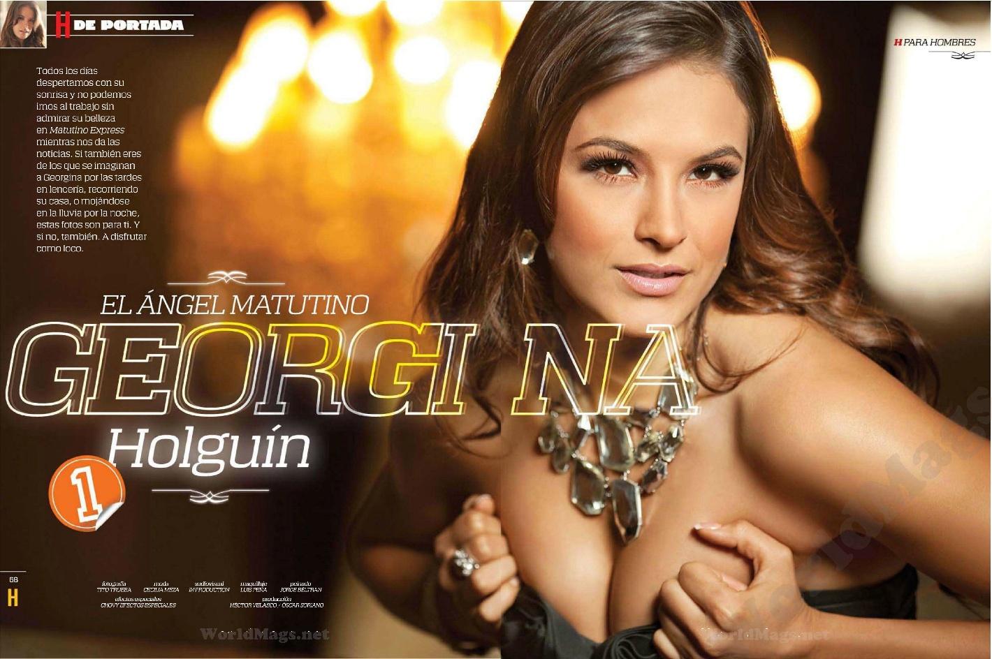 Georgina Holguin - Galeria 1 Foto 1