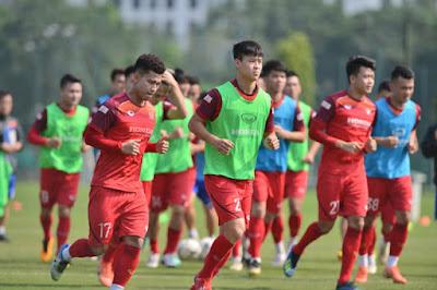 ĐT Việt Nam đang hướng đến trận đấu với UAE vào ngày 14/11.