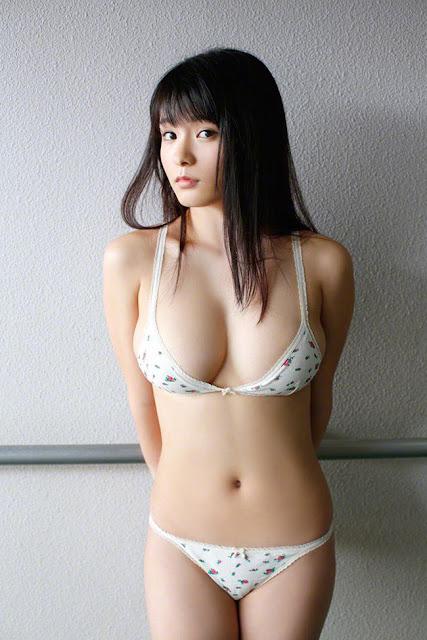 Hot girls Mizuki Hoshina sexy 19 years old 3