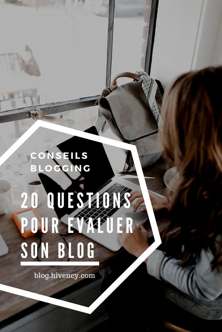 questions - interrogations - blog - blogueur - blogging