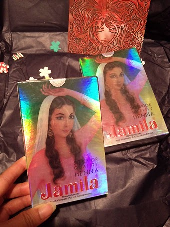 Jamila Henna Is The Holy Grail Of How Beautiful Box With Holographic Coating It Comes From Stan And One Best Brands You
