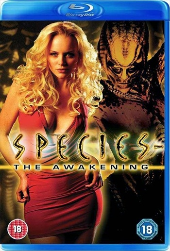 Species IV The Awakening 2007 BRRip 300Mb UNRATED Hindi Dual Audio 480p