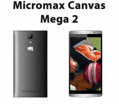 Micromax Canvas Mega 2 USB Driver