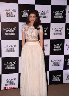 Actress Kajal Agarwal Latest Pos at LFW Summer 2017  0007.jpg