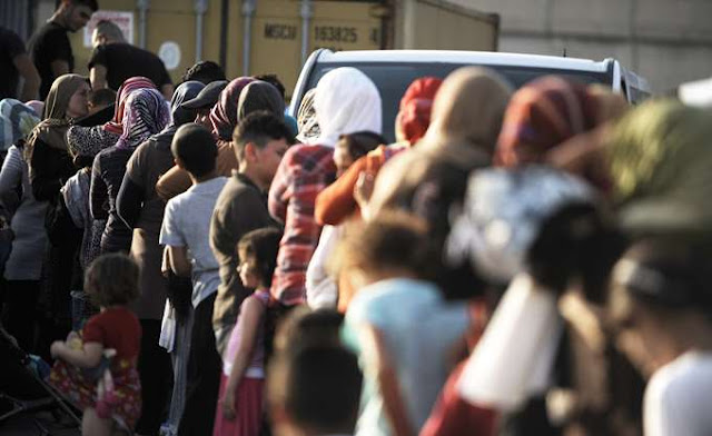 SZ: Μόλις 2 επαναπροωθήσεις προσφύγων στην Ελλάδα μετά τη συμφωνία