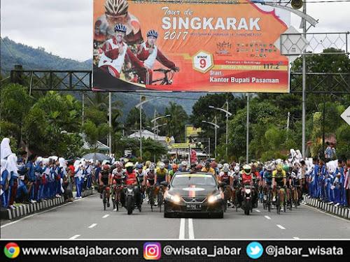 Daftar Klasemen Akhir Tour de Singkarak 2017