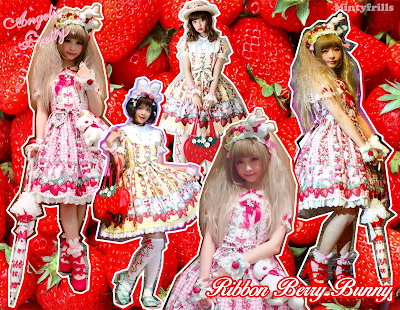 mintyfrills cute kawaii lolita fashion sweet collection