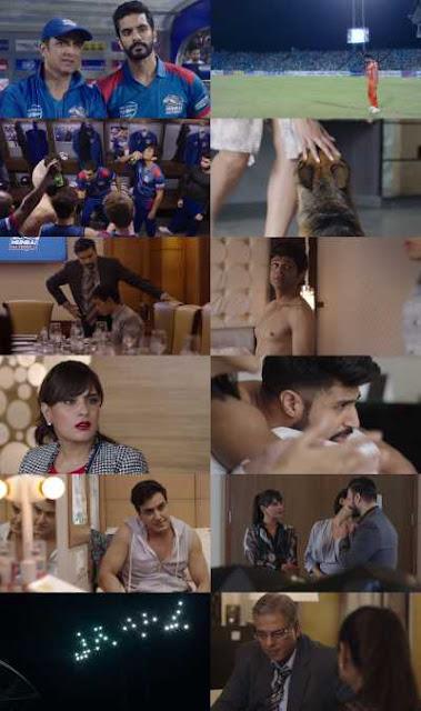Inside Edge Season Hindi Dubbed