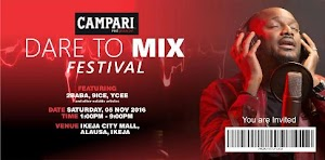 Expect  9ice,2baba, DJ Jimmy Jatt, Ycee, and more entertainer  Live performance in Ikeja for  Mix Cocktail Festival