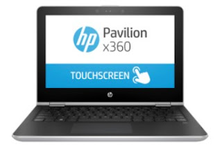 HP Pavilion 11-ad100 x360 Convertible PC Full Drivers