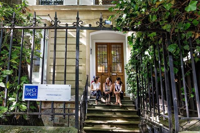 Escola de francês France Langue em Paris